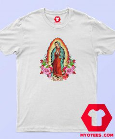 Our Lady of Guadalupe Unisex T-Shirt Cheap