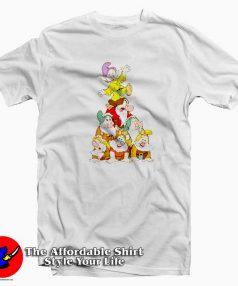 Seven Dwarfs Grumpy Dopey Unisex T-Shirt