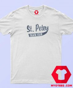 Vintage 1970's St Peters Track Club T-Shirt