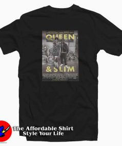 Vintage Queen And Slim T Shirt Classic