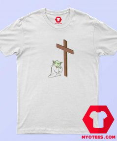 Yoda Love Jesus Unisex T-Shirt Cheap