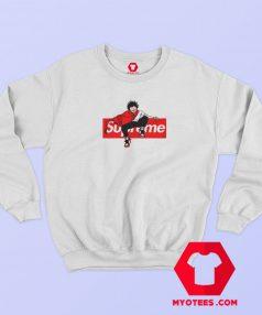 Akira Supreme Samurai Funny Sweatshirt Cheap