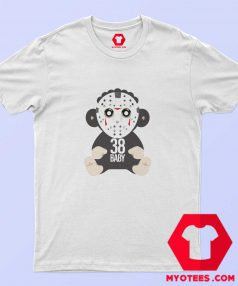 Baby Monkey Jason Mask T-Shirt Cheap