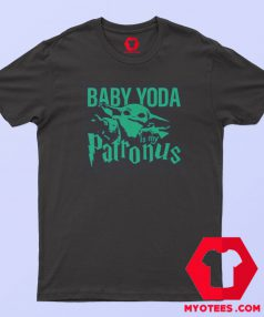 Baby Yoda Is My Patronus Star Wars T Shirt