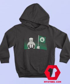 Boston Celtics Flag x Looney Tunes Hoodie