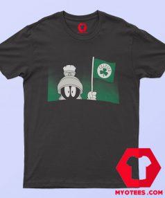 Boston Celtics Flag x Looney Tunes T Shirt