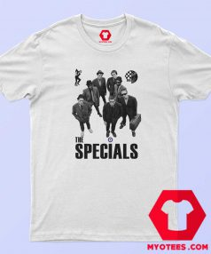 Cool Ska Music Spesial Graphic T-Shirt