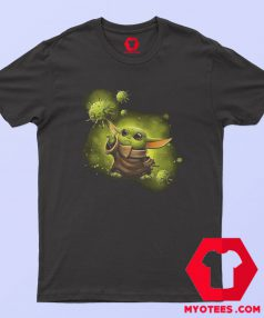 Coronavirus Worldwide Tour Baby Yoda T Shirt