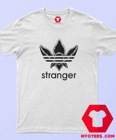 Demogorgon Adidas Stranger Things T Shirt