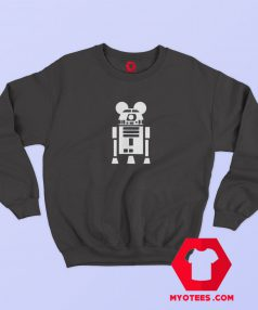 Disney Star Wars Mickey Galaxy's Sweatshirt