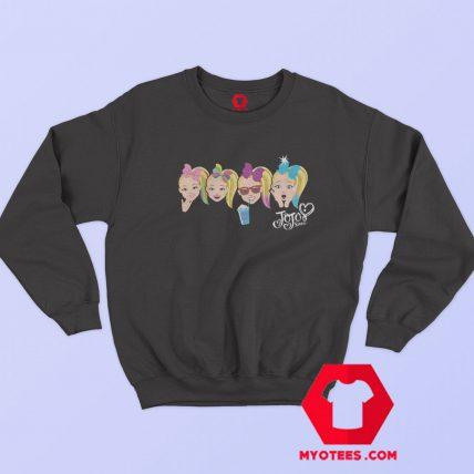 Girls Nickelodeon JoJo Siwa Graphic Sweatshirt