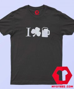 I Shamrock Beer St Patrick's Unisex T-Shirt
