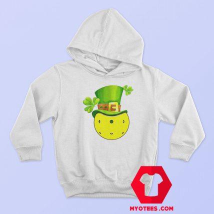 Leprechaun Pickleball St Patricks Day Hoodie