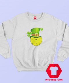 Leprechaun Pickleball St Patricks Day Hoodie