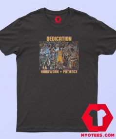 MAMBA Dedication Tribute T-Shirt