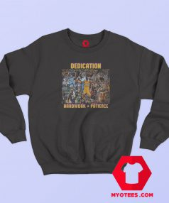 MAMBA Unisex Sweatshirt Dedication Tribute