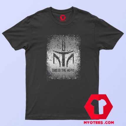 Mandolorian This Is The Way Star Wars T Shirt
