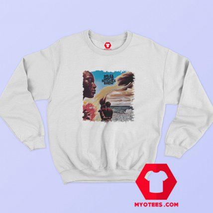 Miles Davis Bitches Brew Graphic Sweatshirt