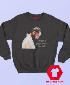 Nipsey Hussle Tribute Sweatshirt