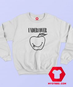 Nirvana Undercover Apple Sweatshirt Cheap