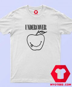 Nirvana Undercover Apple Graphic Cheap T Shirt