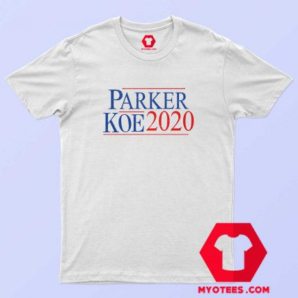 Parker Koe 2020 Graphic T Shirt Cheap