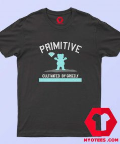 Primitive x Grizzly x Diamond Supply Co Graphic T-Shirt