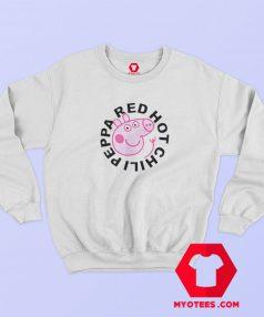Red Hot Chili Peppa Parody Sweatshirt Cheap