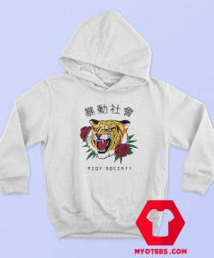 Riot Society Graphic Hoodie Cheap