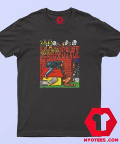 Snoop Dogg Doggystyle Original Album T Shirt