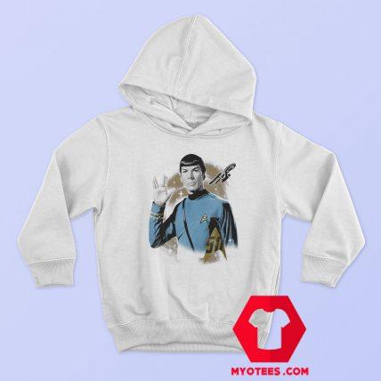 Star Trek 50th Anniversary Spock Graphic Hoodie
