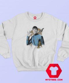 Star Trek 50th Anniversary Spock Graphic Sweatshirt
