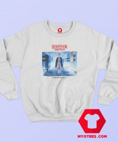 Stranger Things Only Stranger Sweatshirt Cheap