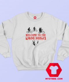 Stranger Things Welcome Upside Down Sweatshirt
