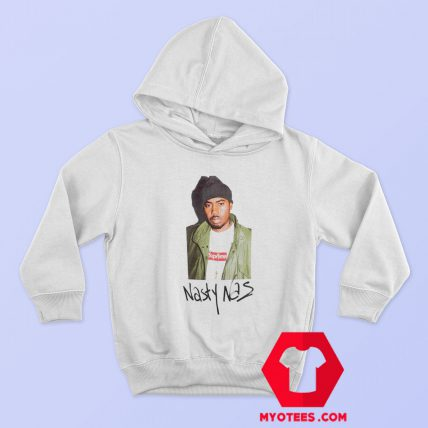 Supreme Project Blitz Nasty Nas Hoodie