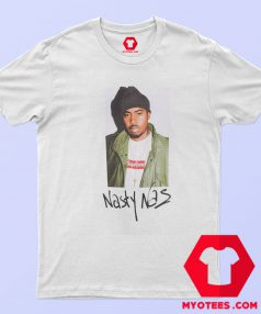 Supreme Project Blitz Nasty Nas T Shirt