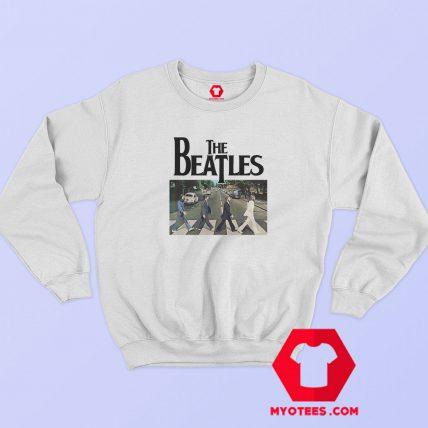 The Beatles Abbey Road Graphic Sweatshirt