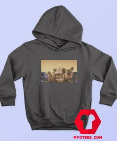 The Mentality Continues Tribute Hoodie