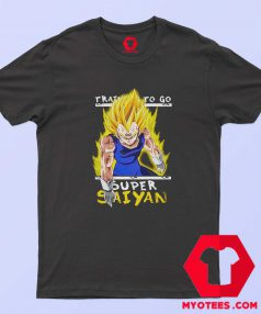 Train Insaiyan Majin Vegeta Unisex T-Shirt Cheap