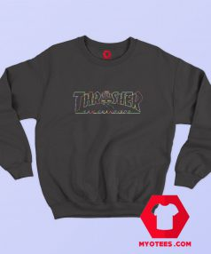 Trasher Magazine Cable Car San Fransisco Sweatshirt