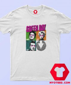 Uno Dos Tre Green Day Graphic Cheap T-Shirt