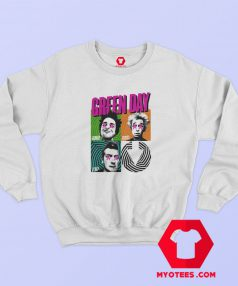 Uno Dos Tre Green Day Graphic Sweatshirt