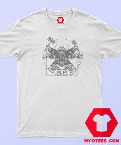 Vitruvian Dwarf Unisex T-Shirt Cheap