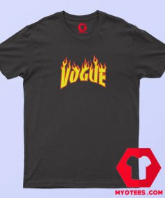 Vogue x Thrasher Parody Unisex T Shirt