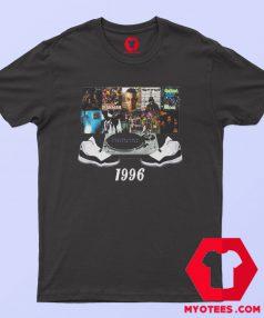 1996 Hip Hop Jordans Graphic T Shirt
