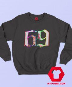 6ix9ine Tekashi 69 Rap Hip Hop Unisex Sweatshirt