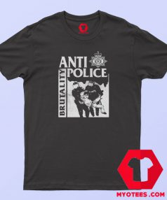Anti Police Brutality Graphic T Shirt