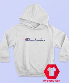 Cheerleader Logo Champion Parody Hoodie