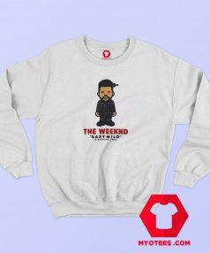 Cute BAPE x XO The Weeknd Sweatshirt