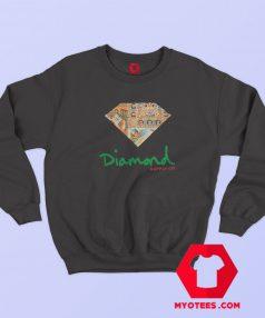 Diamond Supply Co. Ethiopian Diamond Sweatshirt